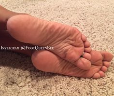 Foot Queen Bee