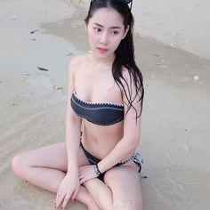 Thai Model, Bikinis, Swimwear, Photo And Video, Videos, Sexy, Cute, Instagram, Girls