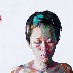 Laughing with a Mouth Full of Blood by Simon Birch, via Behance