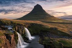 Kirkjufell mountain is one of the most beautiful locations in all of Iceland. After driving all night straight from Keflavik airport my plan was to catch the sunrise over this iconic mountain. This was the very first stop for me on my first visit to Iceland and boy was I in for a treat! The light didnt disappoint and I was treated with a beautiful sunrise. - @AriyoShahry Camera: Nikon D750 Lens: NIKKOR AF-S 14-24mm f/2.8G ED via Nikon on Instagram - #photographer #photography #photo…