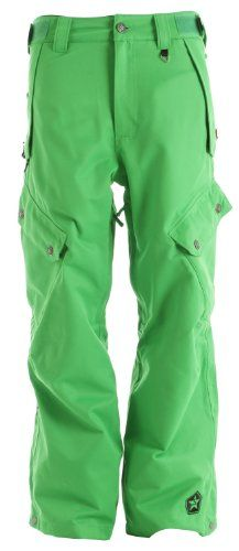 Sessions Gridlock Ski Snowboard Pants Kelly Green « Clothing Impulse