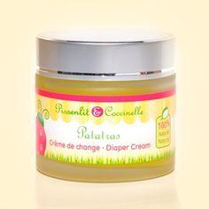 Crème de change Patatras en pot 60 ml Lotion, Pots, La Rive, Coffee Cans, Change, Creme, Coconut Oil, Baby Kids, Jar