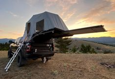 Pickup Camper, Pickup Trucks, Truck Camper Shells, Tube Chassis, Off Roaders, Terrain Vehicle, Jerry Can, Off The Grid, Water Tank