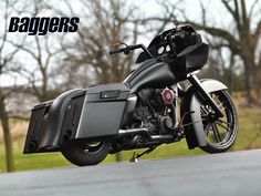 Harley-Davison Custom Bagger: DD Custom Cycle's 2010 Road Glide | Baggers