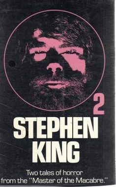 Stephen King Books - Stephen King 2 : Two Tales of Horror from the . Stephen King Novels, Steven King, Creepy Vintage, Film Blade Runner, King Art, Film Books, Indie Movies, King Of Kings, Stanley Kubrick