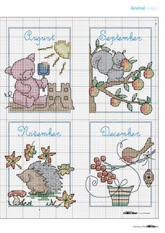 Gallery.ru / Фото #44 - Cross Stitch Collection 232 февраль 2014 - tymannost