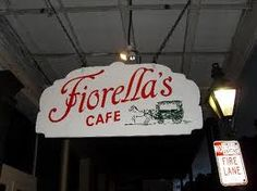 Fiorella's Cafe, New Orleans... Best fried chicken I have ever eaten; and I have eaten A LOT of fried chicken.