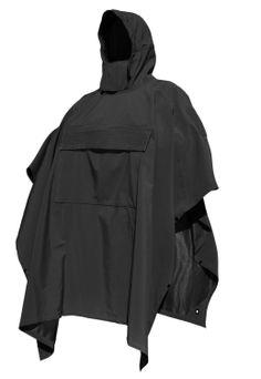Amazon.com : Hazard 4 Poncho Villa Technical Soft Shell Poncho, Black : Raincoat Poncho : Sports & Outdoors