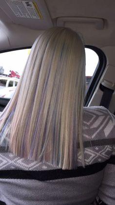 50 Sexy & Expressive Opal Hair Color For Every Occasion Hair Inspo, Hair Inspiration, Opal Hair, Hair Color And Cut, Dye My Hair, Aesthetic Hair, Rainbow Hair, Pink Hair, Pretty Hairstyles