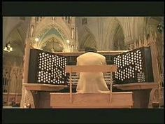 Widor Toccata at Cathedral Basilica in Newark, NJ - played by Frederick Hohman.  I JUST LOVE THIS !!!
