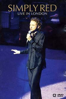 Simply Red Live In London - PAL Format