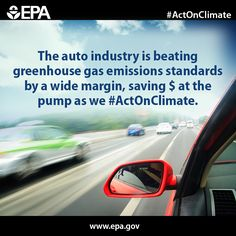 What's a win/win/win? Higher fuel economy, money savings at the pump, and better public health. All that and more in our vehicle performance report. http://www.epa.gov/otaq/climate/ghg-report.htm