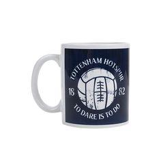 Spurs Retro Football Mug   Spurs Shop: Tottenham Hotspur Shop