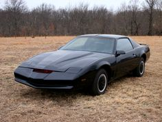 KITT from the 80's television series KNIGHT RIDER.