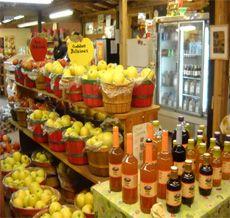 Red Apple Barn in Ellijay, GA