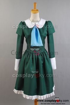 IB-Mary-and-Garry-Game-Mary-Cosplay-Costume-A-1