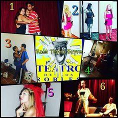 @Regrann from @teatrodelosrobles -  Teatro de Los Robles El Grupo PRESENTA: RUTA TEATRO EXPRESS. SEIS ESCENAS CORTAS. PRIMERA ESCENA- EN AMARILLO--TE PARA TRES--de Juan Carlos Duque. SEGUNDA ESCENA- EN AZUL- ME LLAMO LA WENDY-- de Enrique Salas. TERCERA ESCENA - EN NARANJA- SE SOLICITA 0-800 SEXO de Juan Carlos Duque. CUARTA ESCENA- EN VERDE - DIVORCIADA EXPRESS- de Juan Carlos Duque. QUINTA ESCENA- EN FUCSIA-- OBSTINADA DE SER VIRGEN-  de Carlos Sánchez Delgado. SEXTA ESCENA - EN AMARILLO…