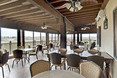 The Terrace at Childress Vineyards  Enjoy overlooking the vineyards while eating in our Bistro. Open daily.