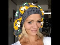Crochet Ballon Mütze Sophie Teil 1# Häkeln mit Yve - YouTube