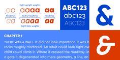 Averta - Webfont & Desktop font « MyFonts