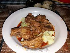 Kovex konyhája, avagy nagyanyáink receptjei egy kicsit máskép: Pincepörköt