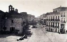 Risultati immagini per pianta storica piazza san pancrazio cagliari