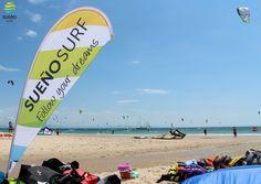 Sueno Surf on #Tarifa beach