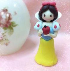 Clay Snow White