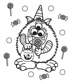 Cookie : The Big Chocolate Chip Cookie Coloring Page ...