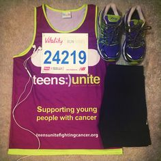 Feeling inspired by our runners at the weekend? Take part in one of our challenges, challenge yourself and get involved with Teens Unite! www.teensunitefightingcancer.org