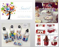 SMART EVENTS. Organización  y coordinación de eventos mágicos y memorables.(311)2066326 smarteventsbta@gmail.com Facebook: Smart Events Instagram@smarteventsbta Facebook, Instagram, Parties Kids, Bouquets, Events