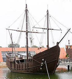 La Pinta was the fastest of the three ships used by Columbus in his first voyage in 1492. The New World was first sighted by Rodrigo de Triana on the Pinta on October 12,1492.   The Pinta was a caravel-type vessel. By tradition Spanish ships were named after saints and given nicknames. Thus, the Pinta, was not the ship's actual name. The actual name of the Pinta is unknown. The ship is believed to have been built in Spain in the year 1441. It was later rebuilt for use by Christopher…