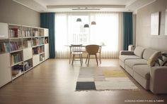 [#51 홈스타일링 완료] 부분 공사와 홈스타일링으로 완성한 34평 아파트 인테리어 (아기앤자기/금호파크힐스) : 네이버 블로그