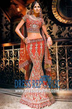 Ruby Wine Bridal Fish-cut Bridal Lehenga in Crepe Silk by Manish Malhotra Pakistani Bridal, Bridal Lehenga, Indian Bridal, Ceremony Dresses, Bridal Dresses, Bridal Collection, Dress Collection, Manish Malhotra Bridal, Indie