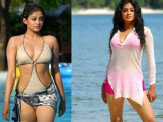 Top 5 Tollywood actresses who turned bikini babes!
