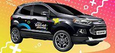 Tecnologica-mente Angela: Ford Social Home -1 e  MasterChef Italia
