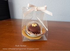 Ruth's Stamping Corner: Clear Egg Box