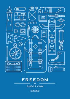 freedom by Ooli Mos, via Flickr