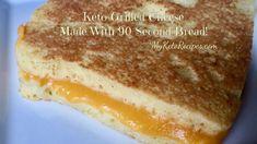 Keto-90-Second-Bread