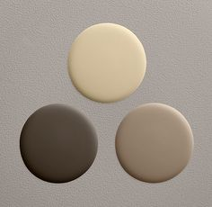 another living room paint color idea paint colors - ceiling (light color), accent wall, on french door wall (dark brown), walls med tan & light color for woodwork I like this color scheme for my living room