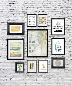 First 11 of 24 Travel Printables for Free Curated by CalmandCollected.us
