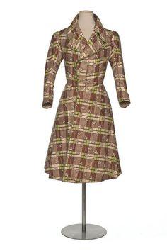 robe de chambre    Numéro d'inventaire :  UF 49-32-637 Création :  France 1830-1839