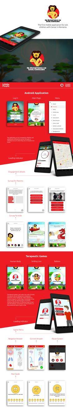"""Check out my @Behance project: """"Android Application / Game design"""" https://www.behance.net/gallery/45667181/Android-Application-Game-design"""