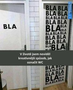 Funny pictures, gifs, memes, and all things comedy from around the internet. If you're a fan of comedy and you need a good laugh, you're in the right spot. Images Aléatoires, Funny Riddles With Answers, Haha, Bathroom Signs, Bathroom Doors, Bathrooms, Bathroom Humor, Funny Kids, Fun Funny