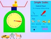 Simple Scales game for teaching what = (equals) means Math Games For Kids, Learning Games, Fun Math, Math Math, Measurement Activities, Math Activities, Math Websites, Primary Maths, Primary School