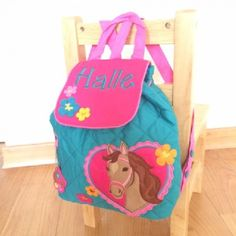 18c403be826c 26 Best Personalised Stephen Joseph Backpack images in 2019 ...