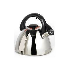 OXO Good Grips Click Click Tea Kettle Brushed Stainless