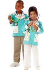 Toddler Boys Make-A-Wish Veterinarian Costume-$10