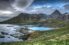 Cooper Bay on South Georgia Island
