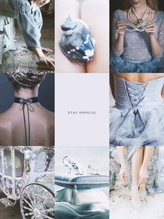 A dream is a wish your heart makes Cinderella Aesthetic, Disney Aesthetic, Aesthetic Themes, Aesthetic Collage, Character Aesthetic, Aesthetic Pictures, Queen Aesthetic, Princess Aesthetic, Blue Aesthetic